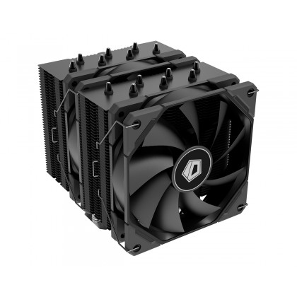 ID-Cooling SE-207-XT BLACK - Twin Tower CPU Cooler