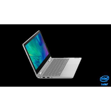 "LENOVO FLEX 3 11GIL05 82B20042MJ LAPTOP (N4020,4GB,256GB SSD,11.6"" HD TOUCH,UHD GRAPHICS 600,WIN10)"