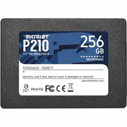 PATRIOT P210 2.5IN SATA SSD 256GB