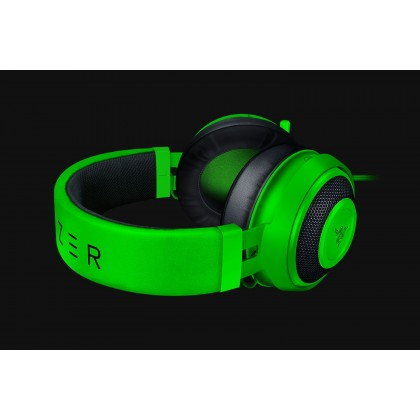 RAZER KRAKEN - GREEN WIRED HEADSET (RZ04-02830200-R3M1)