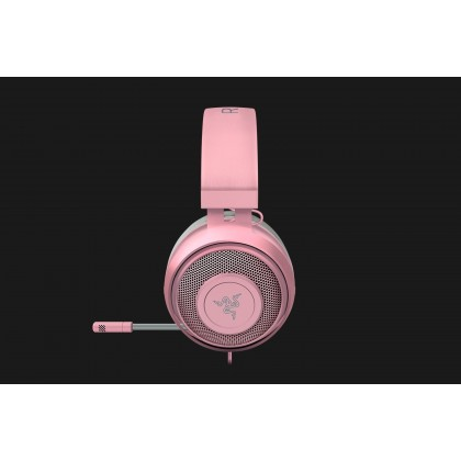 RAZER KRAKEN - QUARTZ PINK WIRED HEADSET (RZ04-02830300-R3M1)