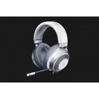 RAZER KRAKEN - MERCURY WHITE WIRED HEADSET (RZ04-02830400-R3M1)