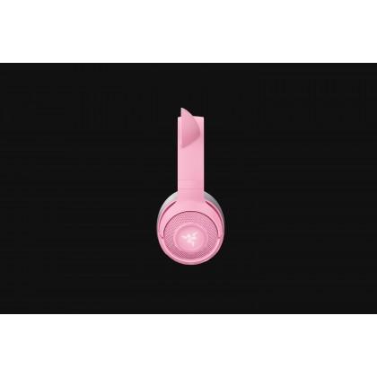 RAZER KRAKEN BT KITTY EDITION - QUARTZ PINK WIRELESS HEADSET (RZ04-03520100-R3M1)