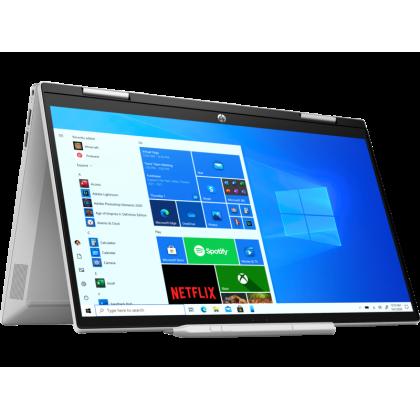"HP Pavilion x360 14-dy0025TU 14"" FHD Touch Laptop Natural Silver ( i7-1165G7, 8GB, 512GB SSD, Intel, W10, HS )"