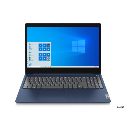 """Lenovo IdeaPad 3 15ARE05 81W400CHMJ Laptop ( Ryzen 3 4300U, 8GB, 256GB SSD + 1TB HDD, ATI, 15.6""""HD, W10H, H&S2019, 1Y )"""