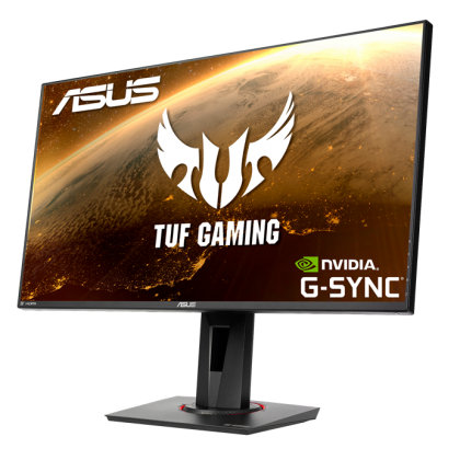 Asus TUF VG279QM Wide Screen Gaming Monitor, IPS, 1920 x 1080, HDMI Port, Display Port, 280Hz Refresh Rate, Multiple HDR