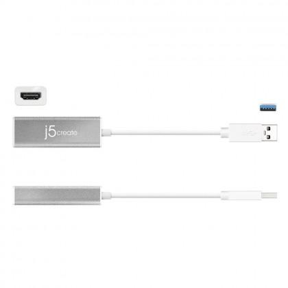 J5 CREATE USB 3.0 TO HDMI SLIM DISPLAY (JUA355)