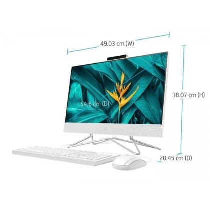 """HP 22-DF0024D AIO TOUCH (AMD RYZEN™ 3 3250U, 4GB, 256GB SSD, 21.5"""" FHD, WIN10)"""