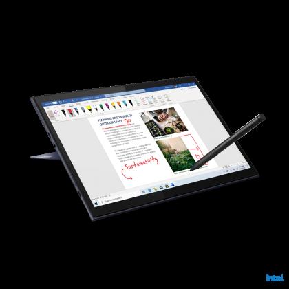 Lenovo Yoga Duet 7 13ITL6 82MA000XMJ 13'' WQHD Touch Laptop Slate Grey ( I5-1135G7, 8GB, 512GB SSD, Intel, W10 )