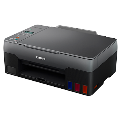 Canon PIXMA G2020 Easy Refillable Ink Tank, All-In-One (Print, Scan, Copy) Printer for High Volume Printing *FREE CANON PHOTO PAPER GP-508 4R 20PCS