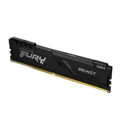 Kingston HyperX FURY Beast Black 8GB 2666MHz DDR4 CL16 DIMM FURY Beast Black