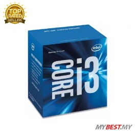 Intel Core i3-7100 Kaby Lake Dual-Core 3.9 GHz LGA 1151