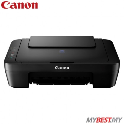 Canon Pixma E410 Color Inkjet Multifunction Printer (*FREE Touch n Go credit RM30)