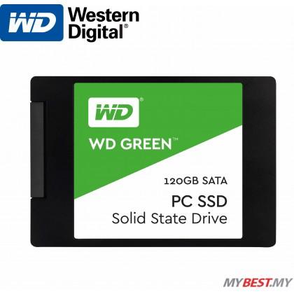 Western Digital 120GB Green PC SSD 2.5