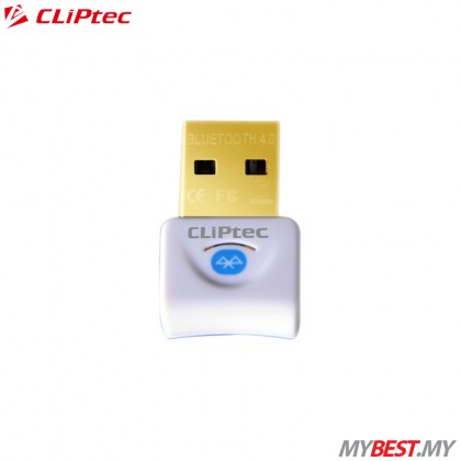 CLiPtec RZB939 USB Bluetooth Dongle Ver. 4.0 + EDR