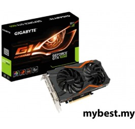 GIGABYTE GTX1050 G1 GAMING 2GB GDDR5 (GV-N1050G1 GAMING-2GD)