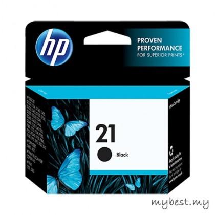 HP 21 Black Ink Cartridge (C9351AA)