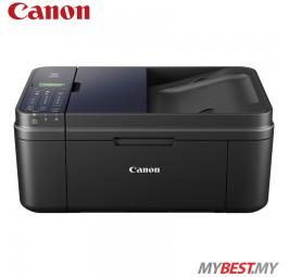 Canon Pixma E480 4-in-1 WiFi Printer (Print /Scan/Copy/Fax)