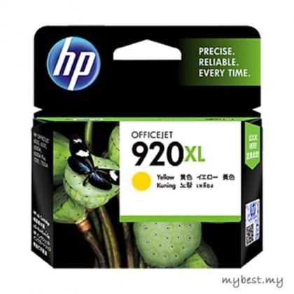 HP 920XL Yellow Ink Cartridge (CD974AA)