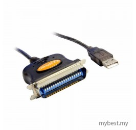 Cliptec USB to Parallel Printer Convertor (OCB301)