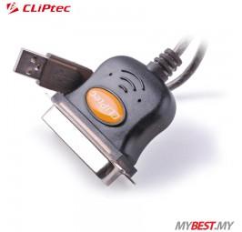 CLiPtec OCB301 USB to Parallel Printer Convertor